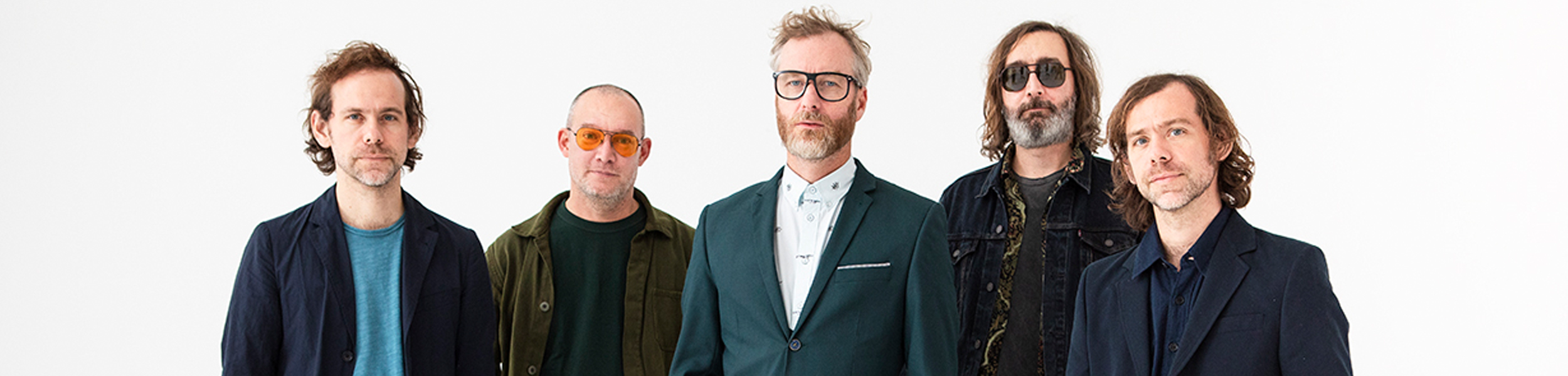 The National - The National To Perform at Brooklyn's Barclays Centre on June 5th