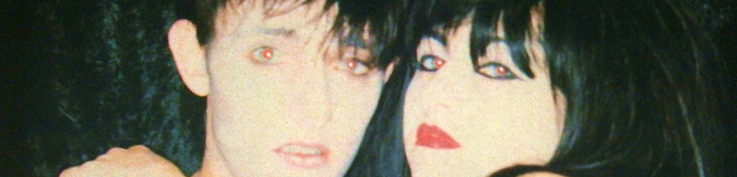 Rowland S Howard / Lydia Lunch - title