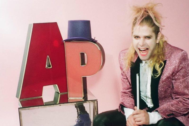 Ariel Pink - celebratingthefouryearanniversaryofpompom