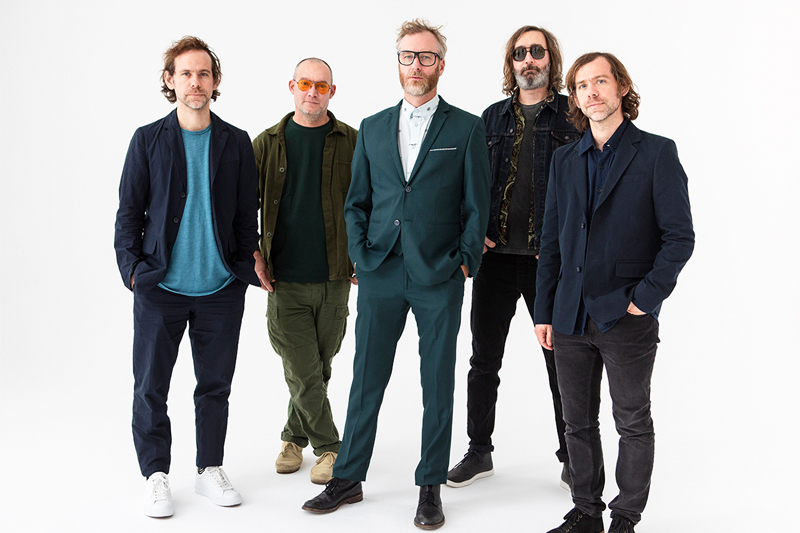 The National - amazonmusicpresentsthenationalliveperformancefilmepavailabletoday