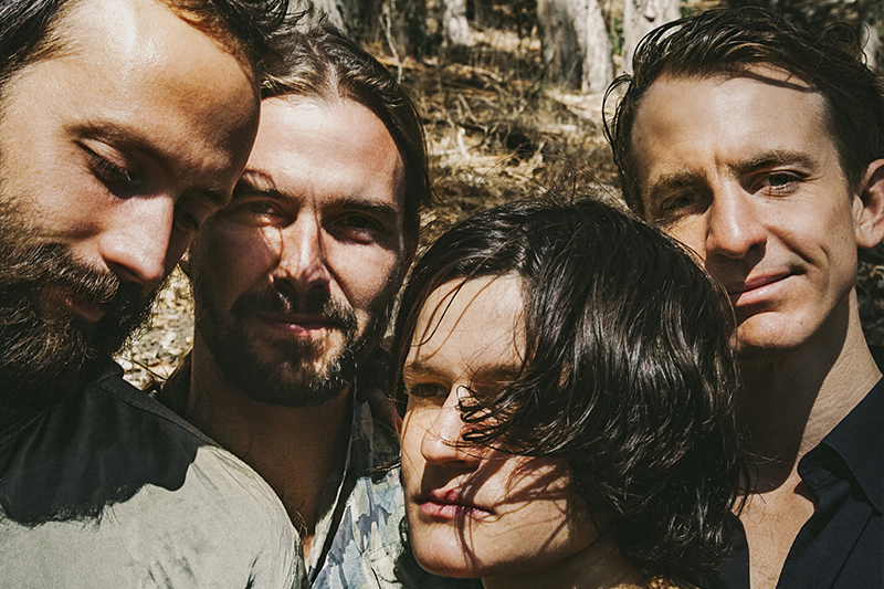 Big Thief - announce2020europeantour