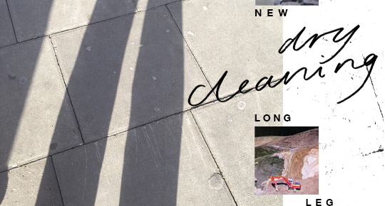 Dry Cleaning - 'New Long Leg'