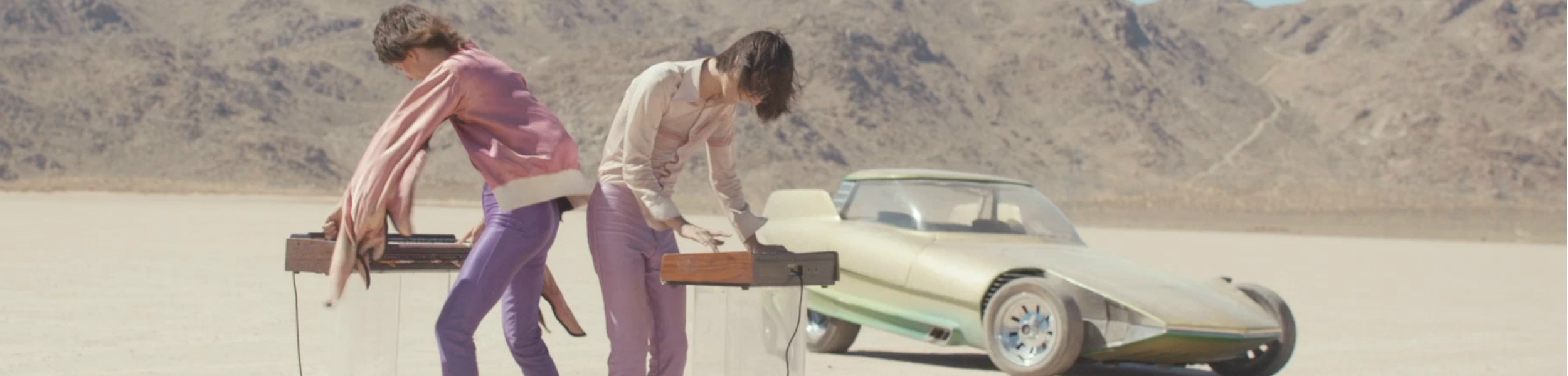 The Lemon Twigs - 'As Long As We're Together' Video