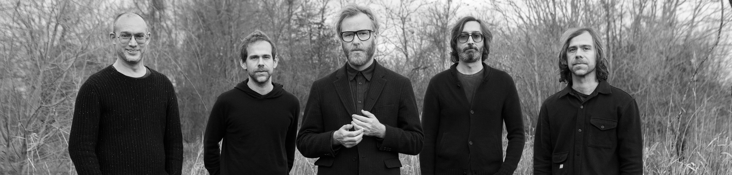 The National - New Album 'Sleep Well Beast', Plus New Single Out Now
