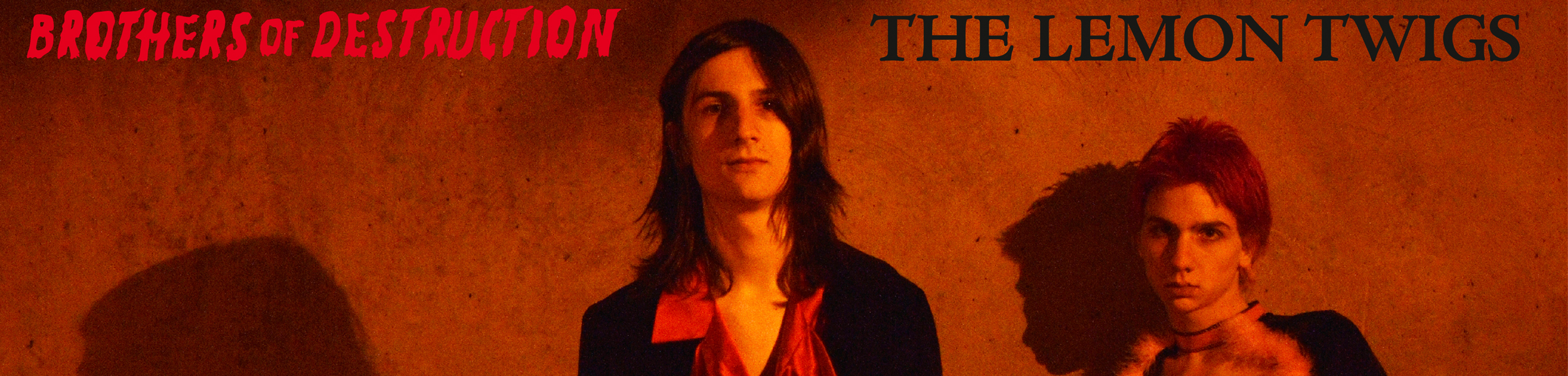 The Lemon Twigs - 'Brothers Of Destruction' Out Today