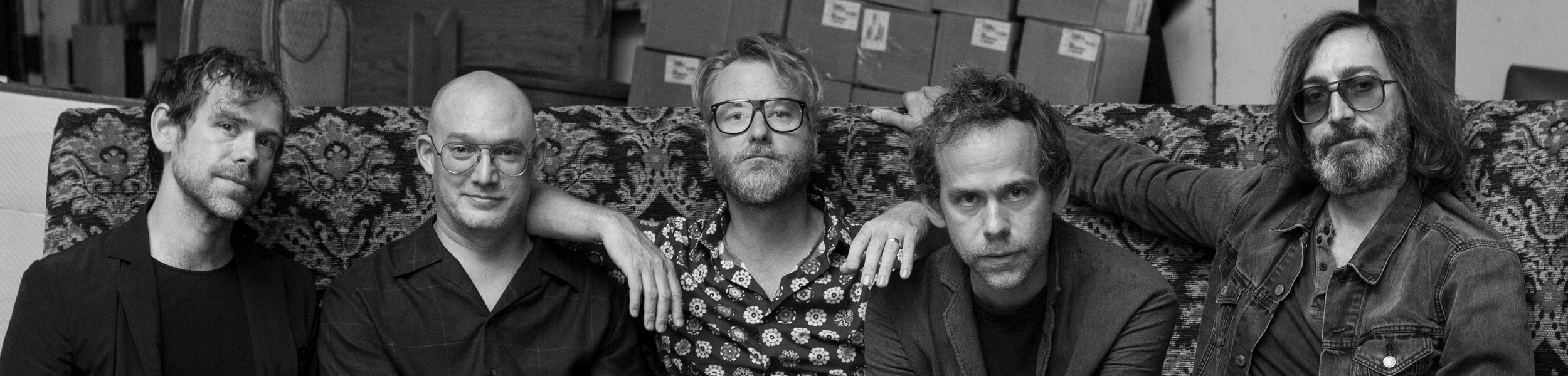 The National - Announce Two-Day Event, 'There's No Leaving New York'