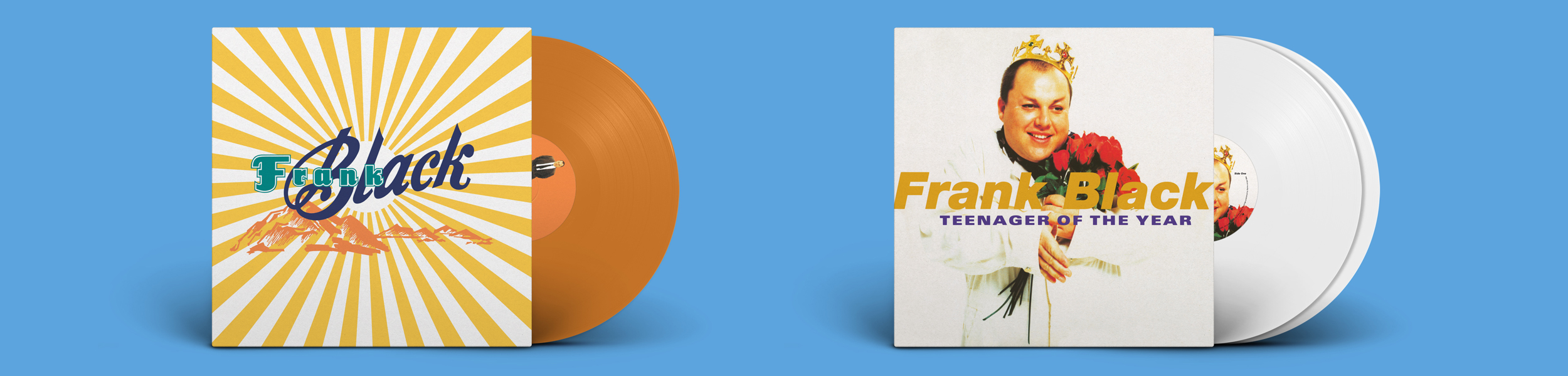 Frank Black - 'Frank Black' and 'Teenager of the Year' to be reissued for Record Store Day 2019