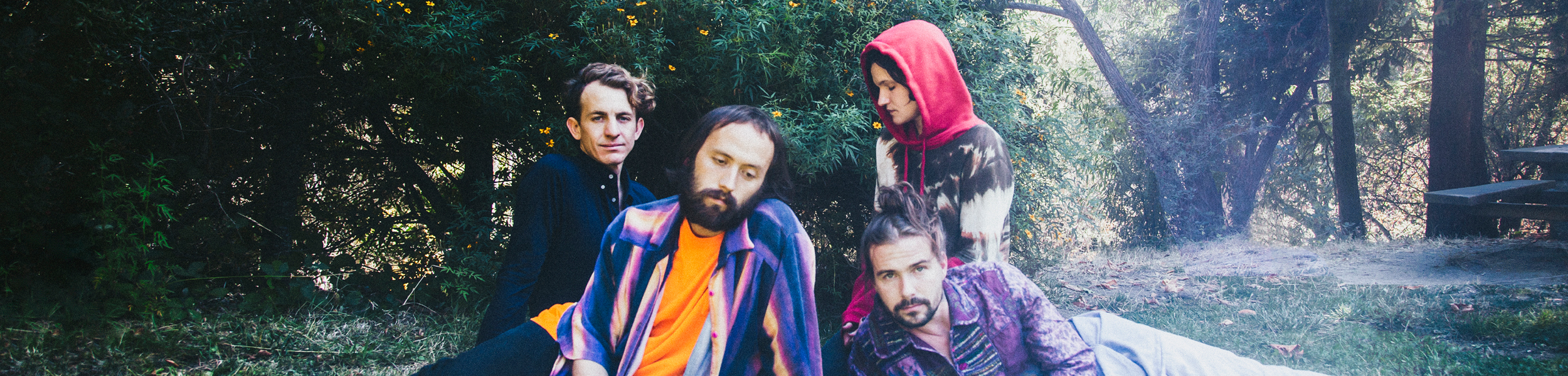 Big Thief - Out Now on Limited Orange Vinyl, Black Vinyl, CD & Digital