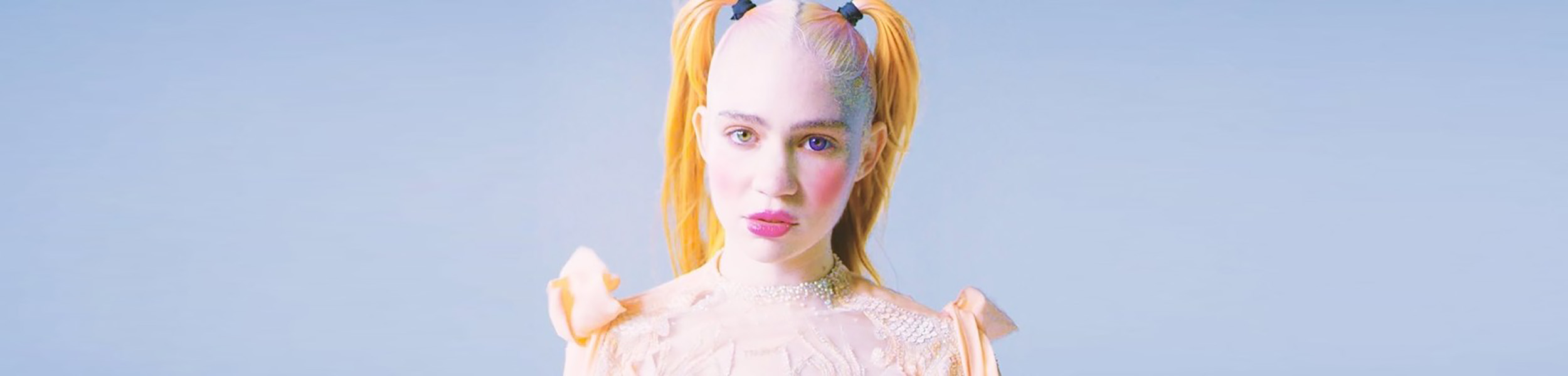 Grimes - 'IDORU' Video Out Now