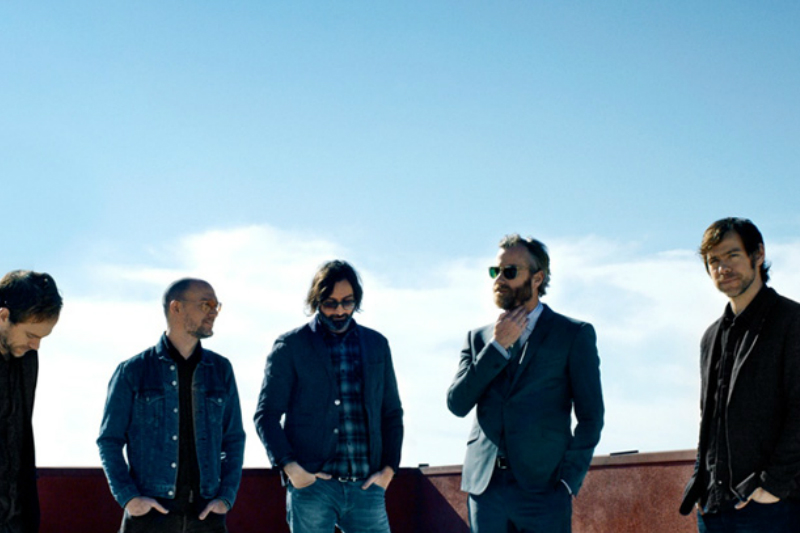 The National - The National Announce O2 Show