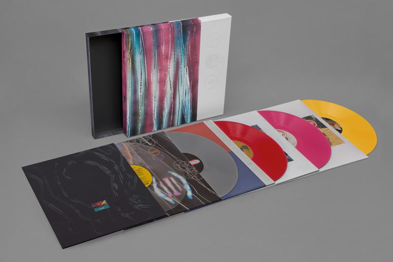 Lush - recordstoredaylpboxsetorigami