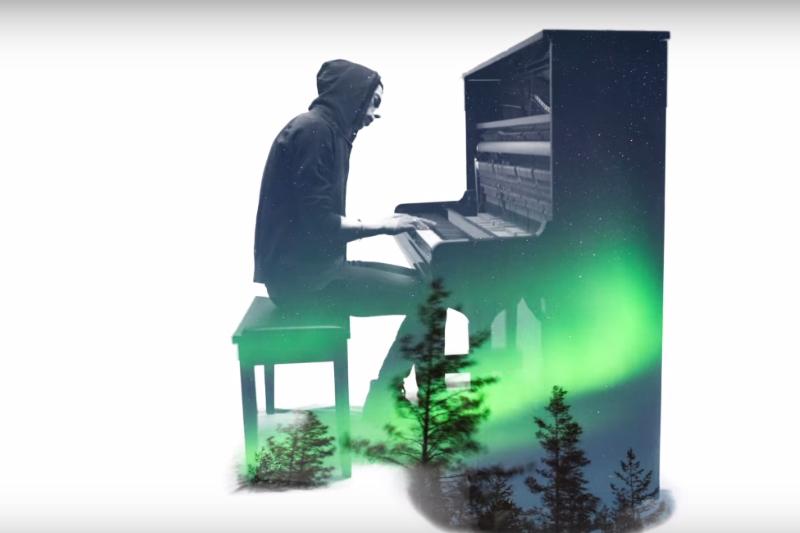 Søren Juul - 'Pushing Me Away' Video