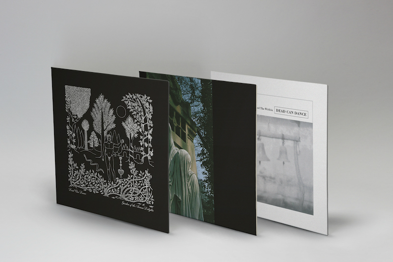 Dead Can Dance - threemoreclassiclpsreissued