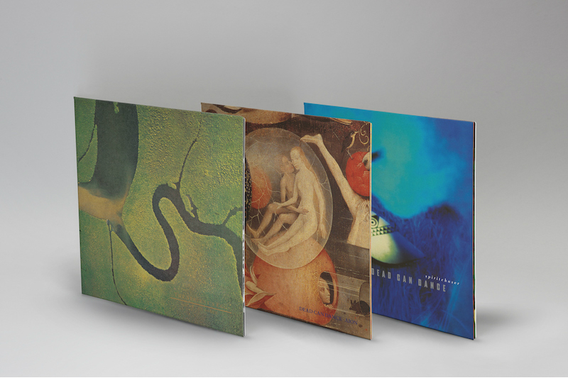 Dead Can Dance - All 4AD Albums Finally Back In Print On Vinyl