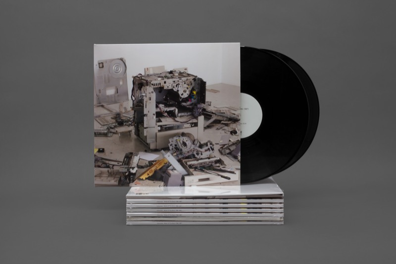 Colourbox - Limited Wolfgang Tillmans Exhibition LP Out Now