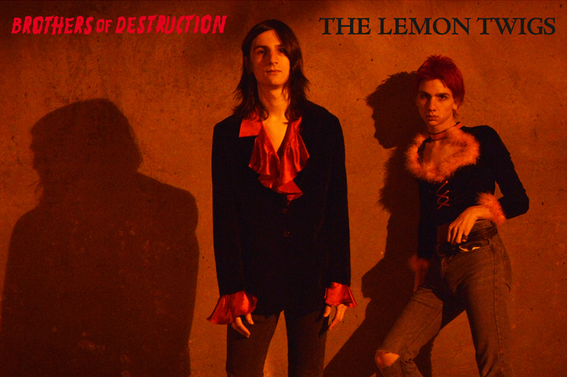 The Lemon Twigs - Hear Second EP Track 'Why Didn't You Say That?'