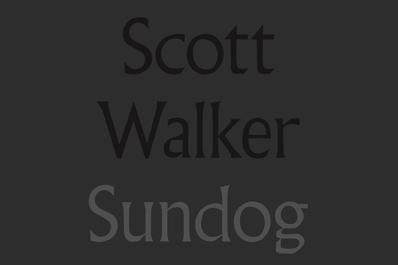 Scott Walker - Sundog, Selected Lyrics