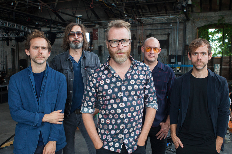 The National - sleepwellbeastwinsgrammyforbestalternativemusicalbum