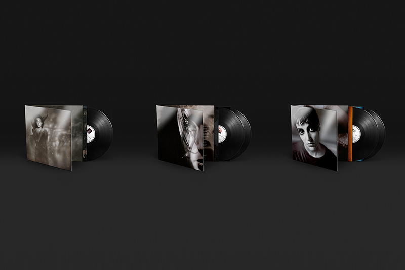 This Mortal Coil - 'It'll End In Tears', 'Filigree & Shadow', 'Blood' Reissues
