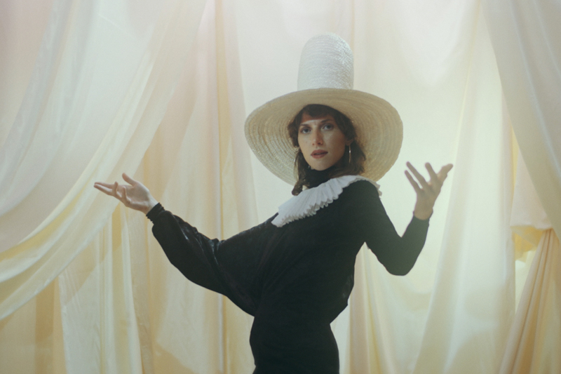 Aldous Harding - New Album 'Designer' Details, Plus Incredible 'The Barrel' Video Out Now