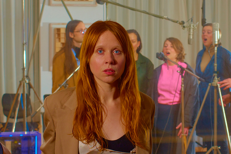 Holly Herndon - New Album 'PROTO' Out 10th May, 'Eternal' Video Out Today