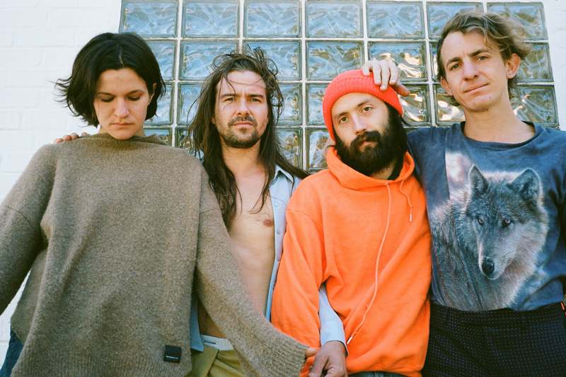Big Thief - Share New Single 'Cattails' & Expand Tour