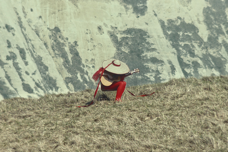 Aldous Harding - New Enigmatic Jodorowsky-Esque Video For 'Fixture Picture'
