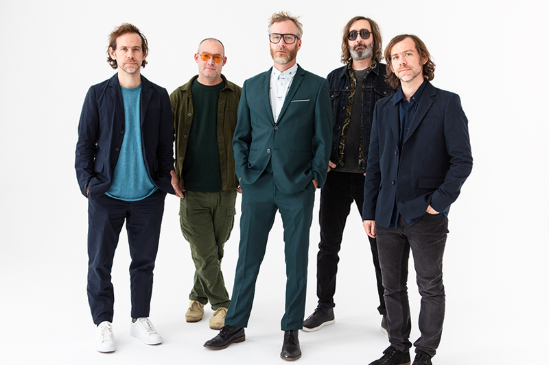 The National - announcedecemberuktourdates