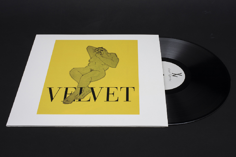 Velvet Negroni - Debut Album, 'NEON BROWN', Out Now.