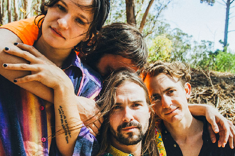 Big Thief - New Song 'Forgotten Eyes', Plus Album Listening Events