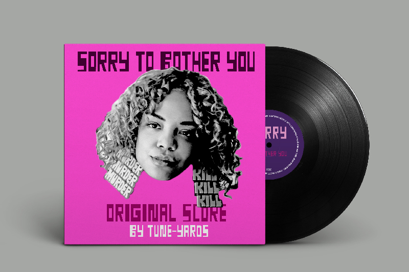 Tune-Yards - 'Sorry To Bother You' Original Film Score To Be Released On Vinyl As Part Of Record Store Day