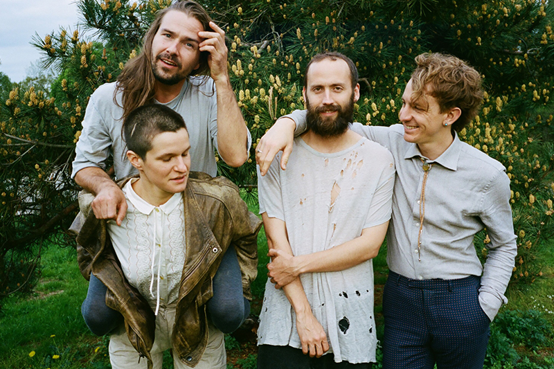 Big Thief - 'Not' and 'Cattails' Session Videos Out Now, Australia and New Zealand Shows