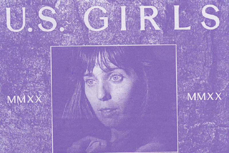 U.S. Girls - Announce 3 North American Dates in February