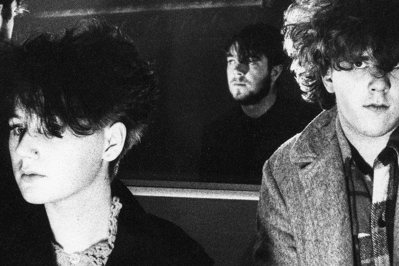 Cocteau Twins - 'Garlands' and 'Victorialand' Vinyl Reissues This March