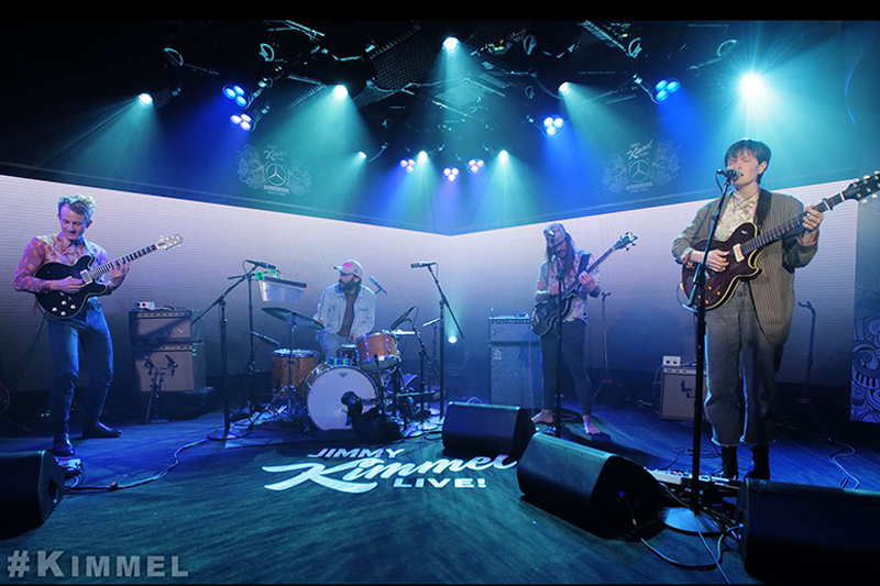Big Thief - Big Thief Perform 'Shoulders' On Kimmel, New Tour Dates