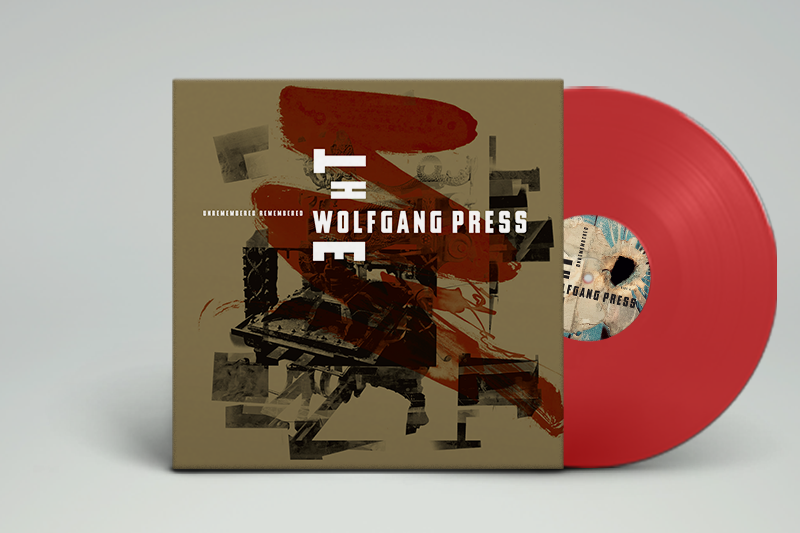 The Wolfgang Press - The Wolfgang Press To Release Unremembered, Remembered On Record Store Day 2020