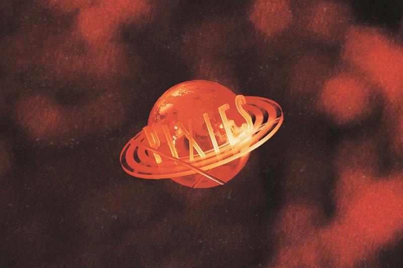 Pixies - pixiesannounce30thanniversarybossanovareissue