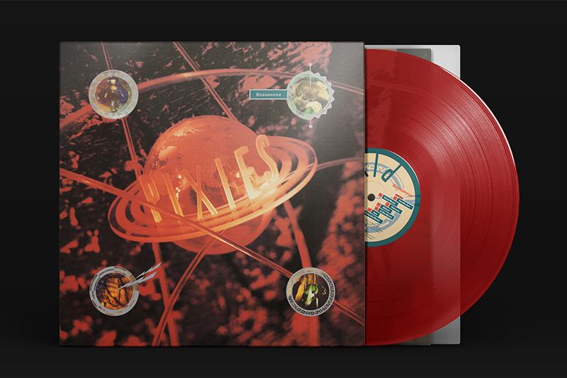 Pixies - bossanova30reissueoutnow