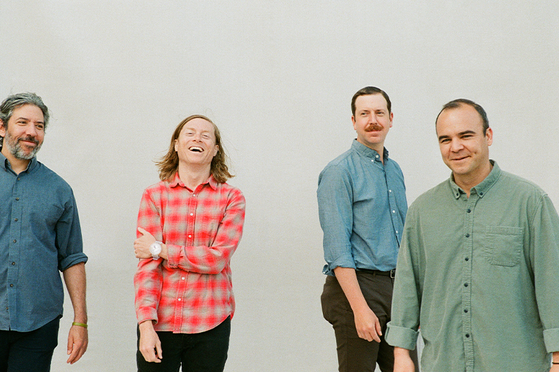 Future Islands - Future Islands Play Only Show Of 2020 On 9 October