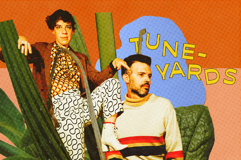 Tune-Yards - newtuneyardssinglenowheremanoutnow