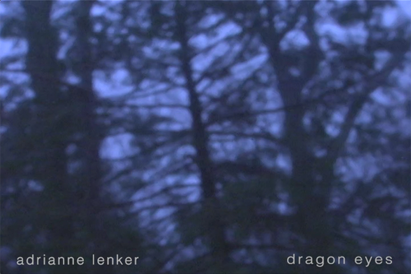 Adrianne Lenker - 'dragon eyes' Out Now