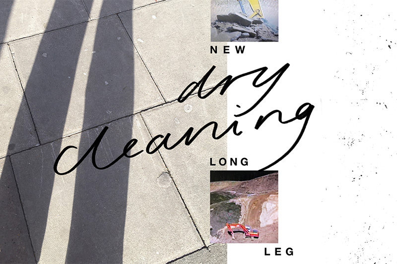 Dry Cleaning - Debut Album 'New Long Leg' Out Now