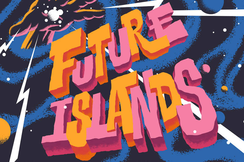 Future Islands - 2022 US and European Shows