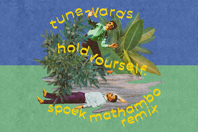 Tune-Yards - 'hold yourself.' Remixes