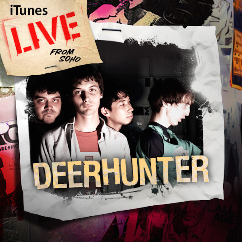 Deerhunter - iTunes Live from SoHo