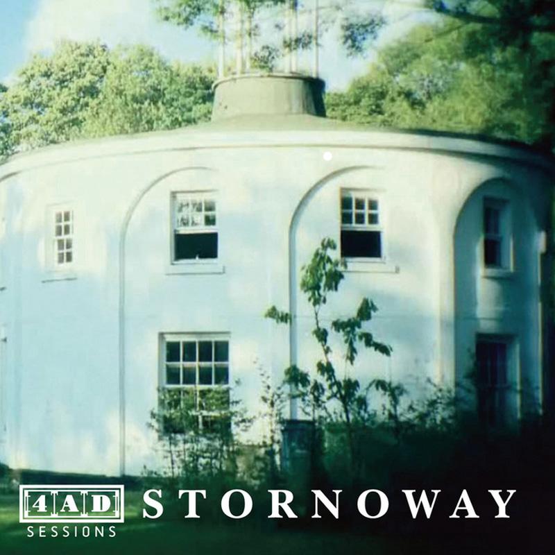 Stornoway - 4AD Session EP