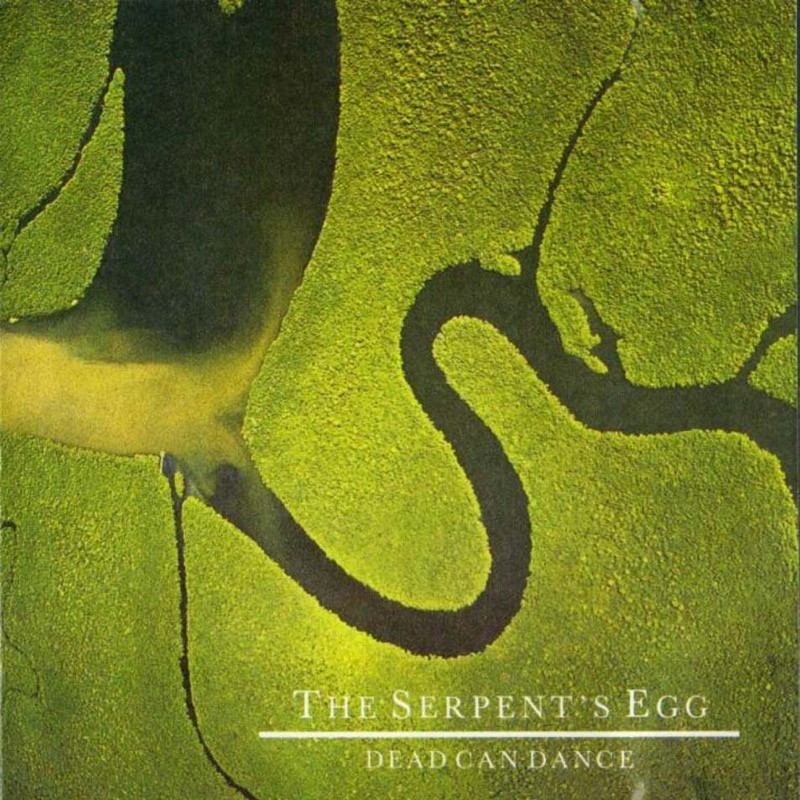 Dead Can Dance - The Serpent's Egg (Remastered)