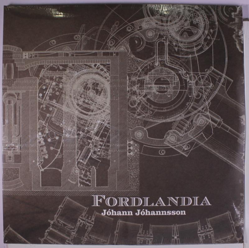 Johann Johannsson - Fordlândia