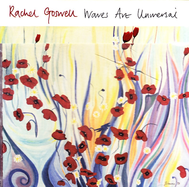 Rachel Goswell Waves Are Universal
