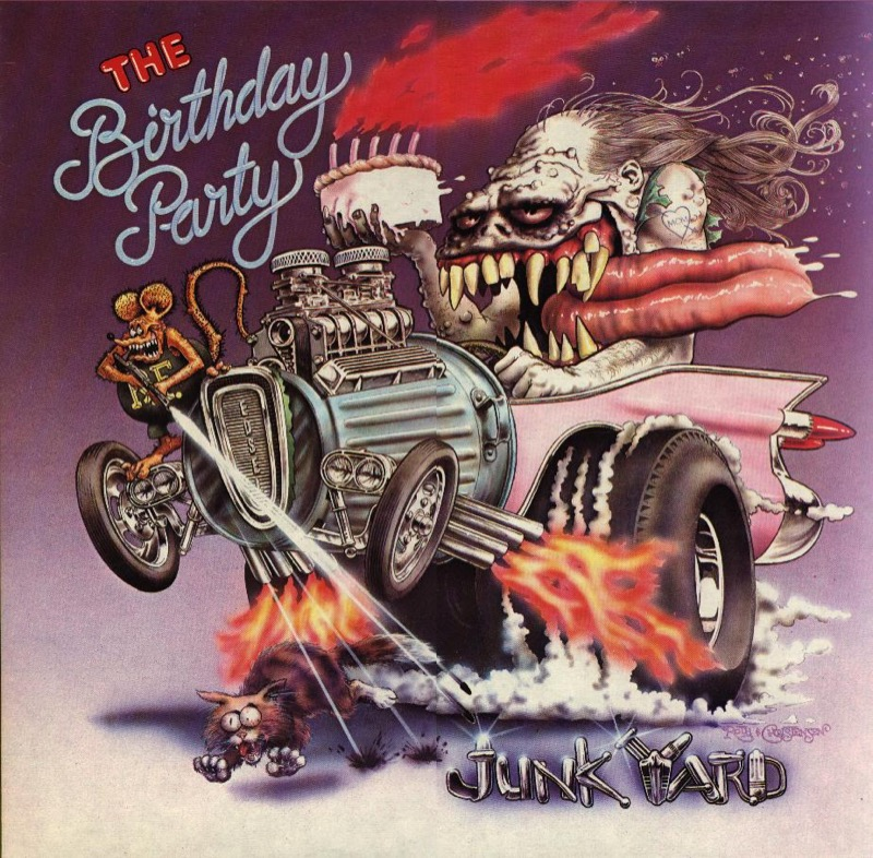 The Birthday Party Junkyard (Remastered)